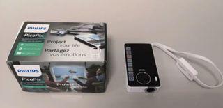 Proyector philips picopix PPX 4350pocket wireless