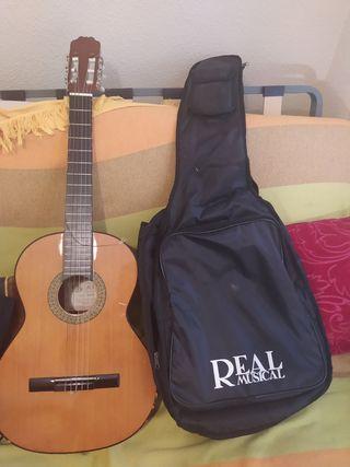 Guitarra Española Marce modelo Ana