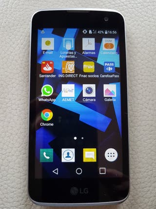 Teléfono móvil LG K4 K120E LIBRE