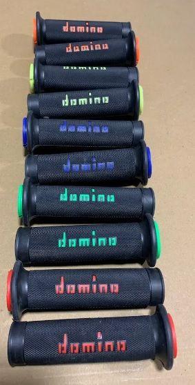 Puños para moto domino nuevos
