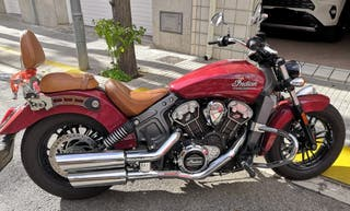 Indian Scout ABS 1133