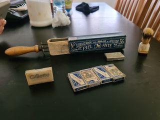 accesorios barberia coleccion