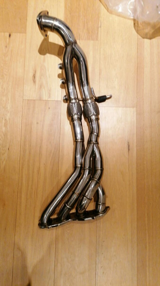 Japspeed 4-2-1 Decat Exhaust manifold FN2 × 1