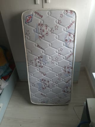 colchón de cuna