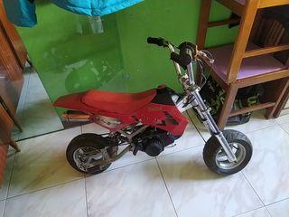 mini moto niño