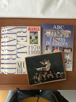 Álbumes Real Madrid