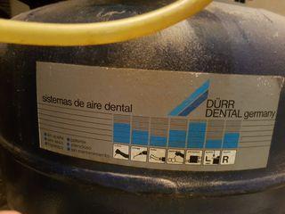 Compresor dental