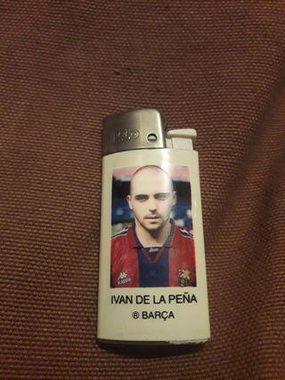 Mechero Ivan De La Peña Barça
