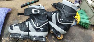 patines de línea freestyle 43