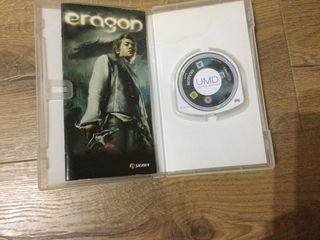 """JUEGO PARA PSP """" ERAGON"""""""