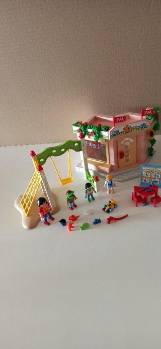 Guarderia playmobil