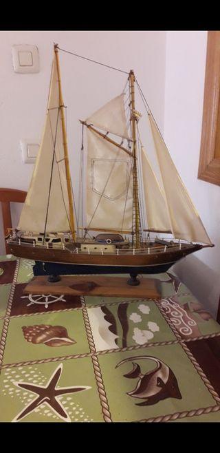 Maqueta velero T.S.Eendracht