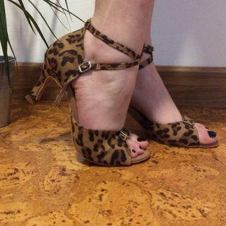 Zapatos de bailes de salón 38