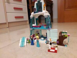 "Lego Disney ""Castillo de Elsa"""