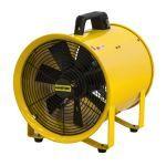 extractor profesional ventilador