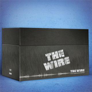THE WIRE La Serie Completa DVD