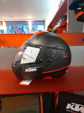 Casco Schuberth C4 Pro KTM