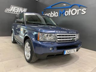 Land Rover Range Rover Sport 2.7 HSE AÑO 2008
