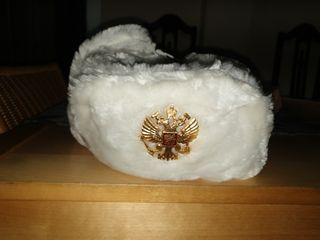 gorro d piel ruso