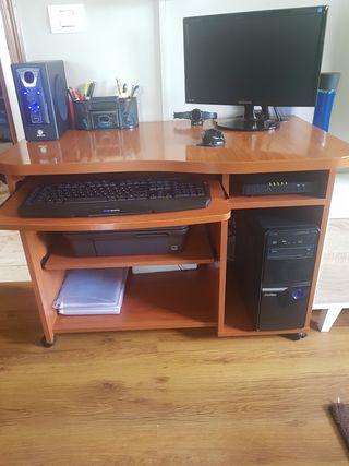 Mesa estudio para ordenador