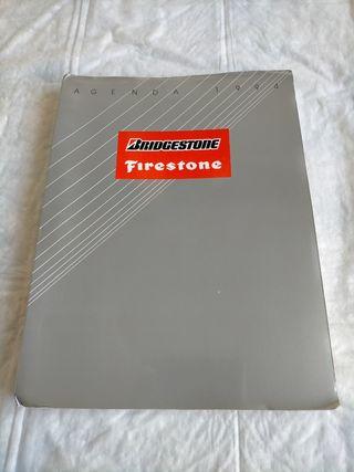 Agenda firestone bridgestone 1994 Agenda año 1994