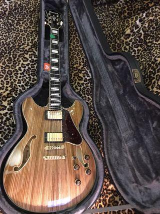 Guitarra ibanez AM93zw natural