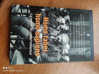 Libro Homo Faber - Homo Sapiens
