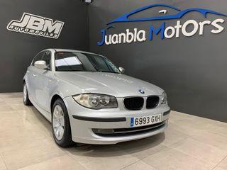 BMW Serie 1 120D CON TAN SOLO 120.000KM AÑO 2011