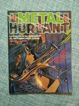 Metal Hurlant n°19. ciencia ficción / adultos