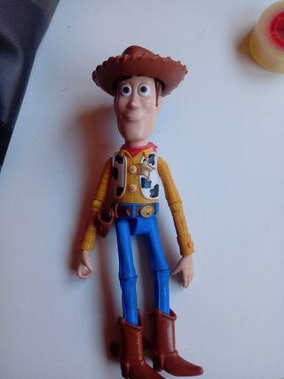 muñeco toy stori woody