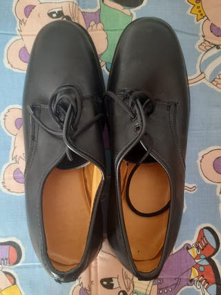Zapatos negro hombre
