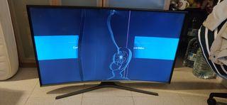se vende TV Samsung curved 55 para despiece