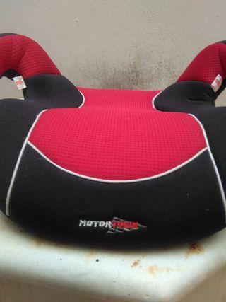 silla auto de niño