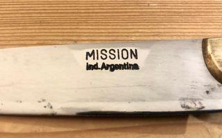 Cuchillo de caza Mission, 20 cm de largo