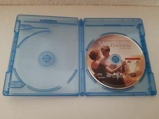Pelicula de Titanic en Blu Ray y castellano por 5€