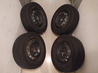 Llantas y neumáticos Trafic