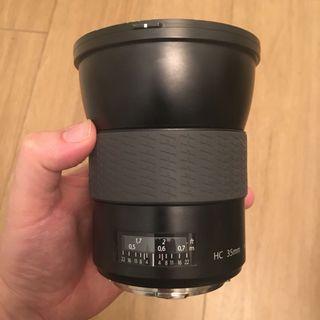objetivo hasselblad HC 35mm f3.5
