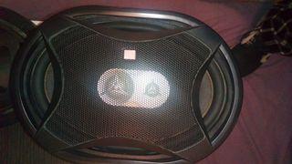 Altavoces coche JBL gto936e
