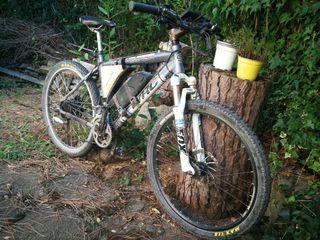 Bicicleta Eléctrica CONOR WRC