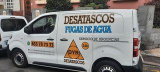 DESATASCOS FONTANERÍA 24H