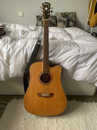 Guitarra Electroacústica Washburn