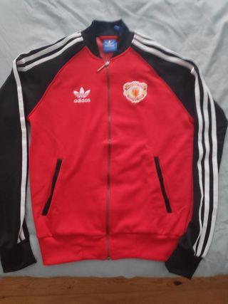 chaqueta adidas original Manchester United
