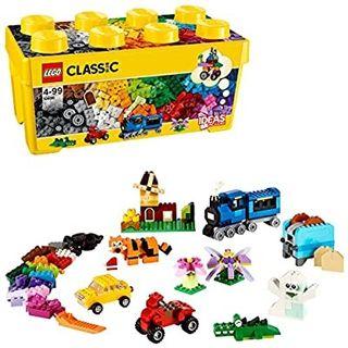 LEGO Classic - Caja de ladrillos Creativos, Set de