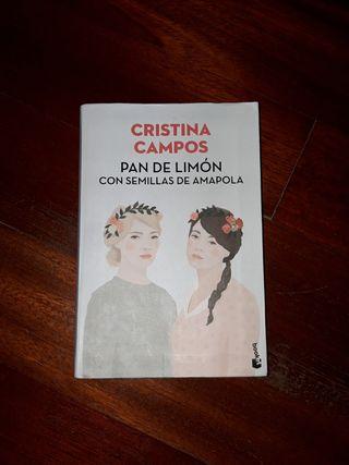 Novela Pan de limón con semillas de amapola Booked