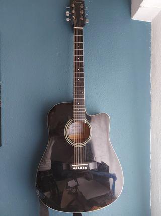 """Guitarra Electroacústica """"Axman"""""""