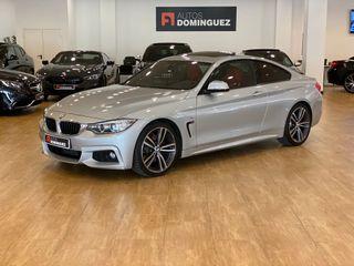 BMW SERIE 4 430dA COUPÉ PACK M 258 CV