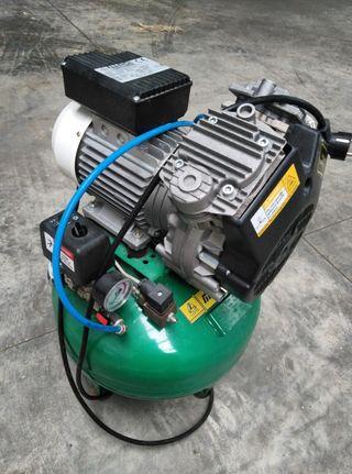 Compresor gabinete dental 2 cilindros