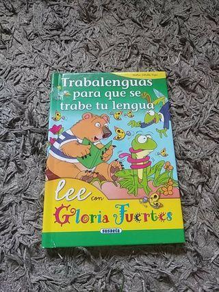 Trabalenguas Gloria Fuertes.