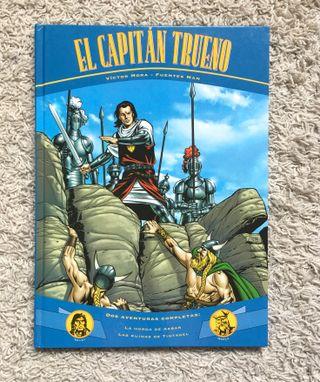 Tebeo Capitán Trueno Nuevo