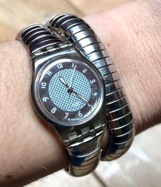 Reloj-Pulsera Swatch. Vintage año 1998